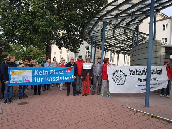 Demo gg AfD Ettlingen