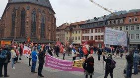 1. Mai Heidelberg