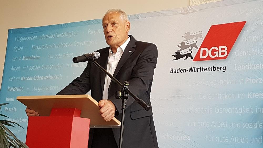 Tag der Gewerkschaften Mannheim