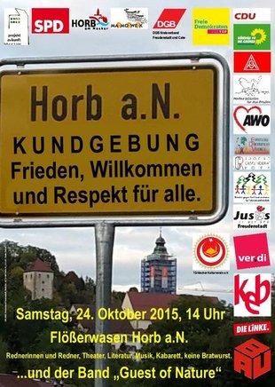 Horb Plakat