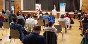 Impression vom Tag der Gewerkschaften in Heidelberg