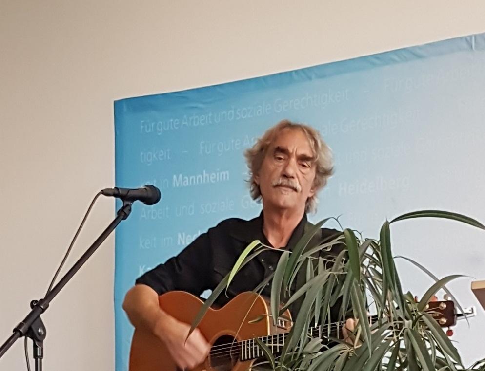 Musik Tag der Gewerkschaften Mannheim