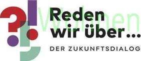Logo Zukunftsdialog Wohnen