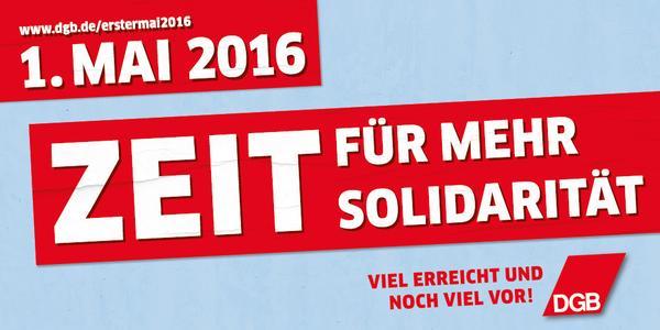 DBG Banner Solidarität