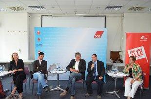Die Kandidaten zur Bundestagswahl in Karlsruhe