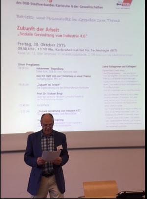 Zukunft der Arbeit Dieter Bürk