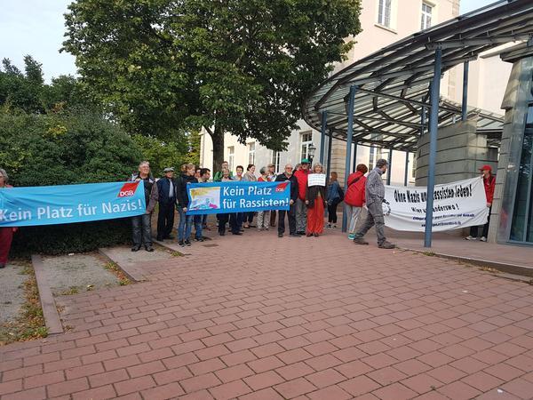Demo gg AfD Ettlingen