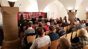 Empfang zum Tag der Arbeit 27.4.2016 in Mosbach