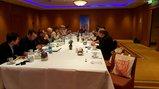 Gemeinsames Frühstück der BetriebsrätInnen aus dem Hotel- und Gaststättengewerbe und dem Bereich Handel